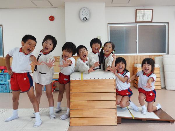 曽池ひかり幼稚園 年長組