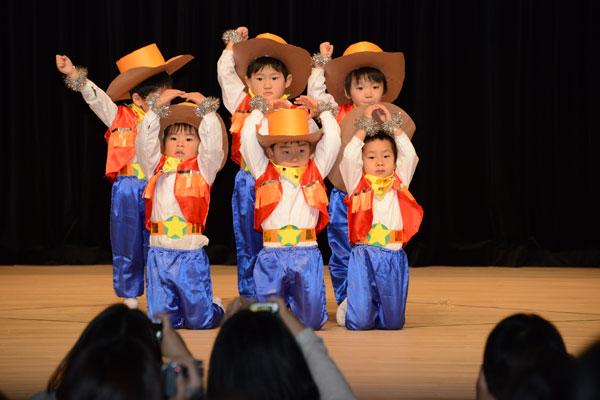 曽池2012保育発表会